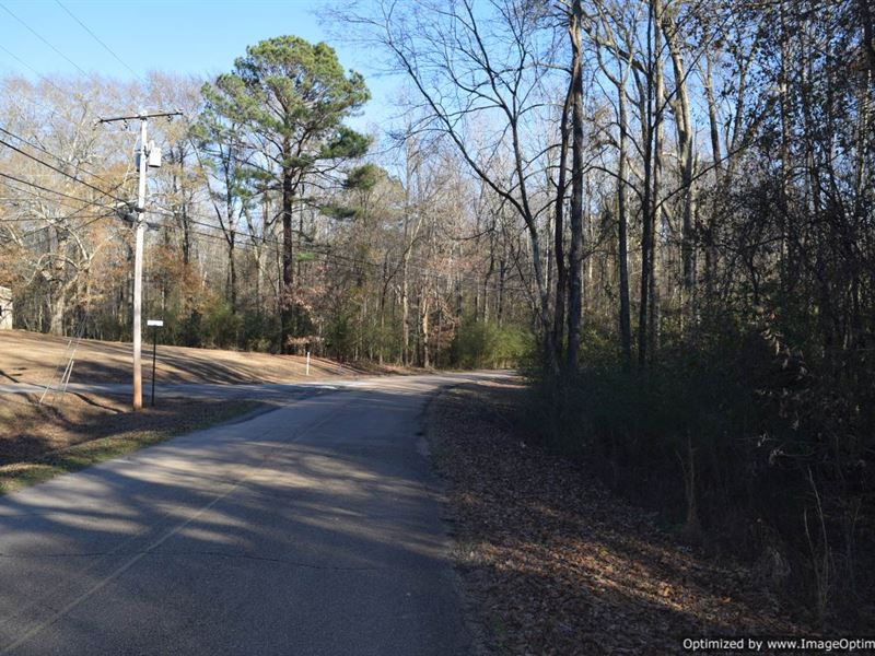 Quiet Area, Many Potential Uses : Jackson : Hinds County : Mississippi