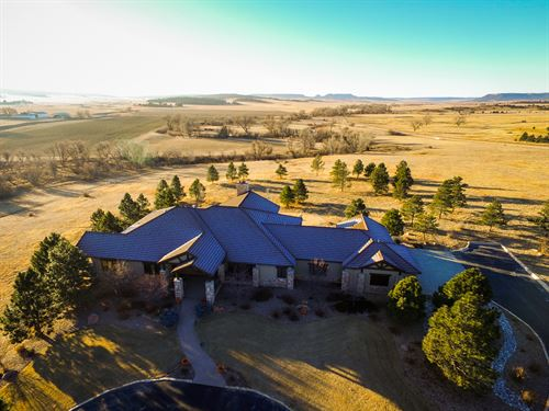 West Bijou Luxury Estate : Elbert : Colorado