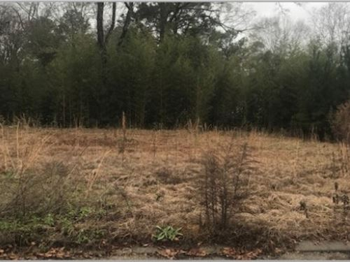 Lot 9 In Forrest County In Cane Par : Hattiesburg : Forrest County : Mississippi