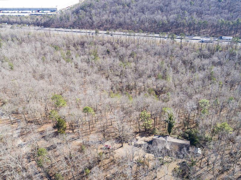 22+/- Acreage Right Off I-20 Moody : Moody : Saint Clair County : Alabama