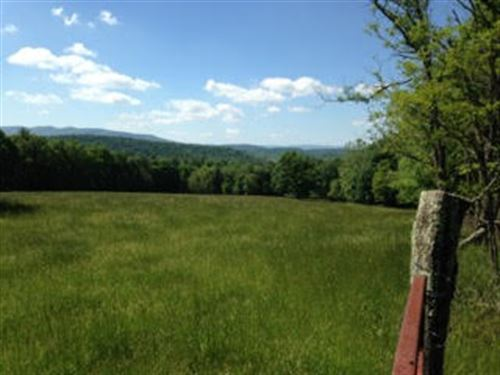 Mini Farm, Horse Trail Access : Speedwell : Wythe County : Virginia