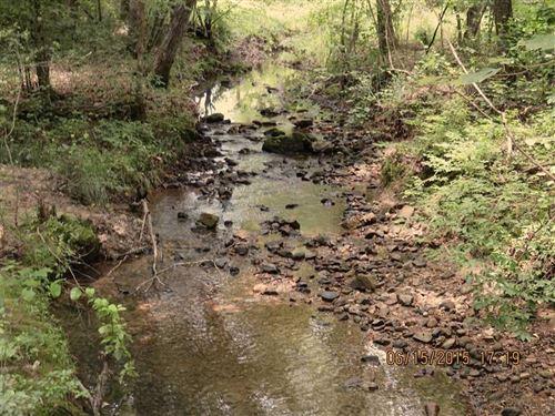 McGraw Mountain Tract, Montgomery : Mount Ida : Montgomery County : Arkansas