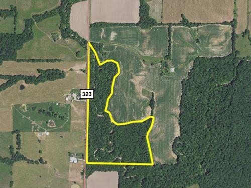 32 Acres Hunt Ave Chariton County : Salisbury : Chariton County : Missouri