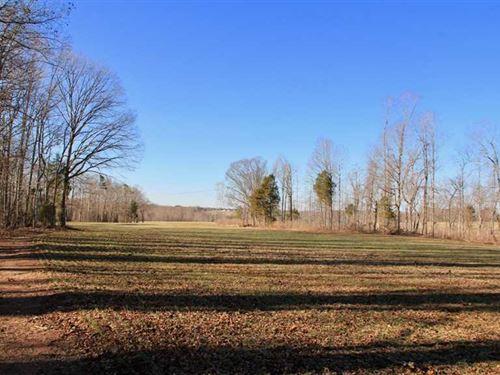 157 Acres in Mooresville, Rowan Co : Mooresville : Rowan County : North Carolina