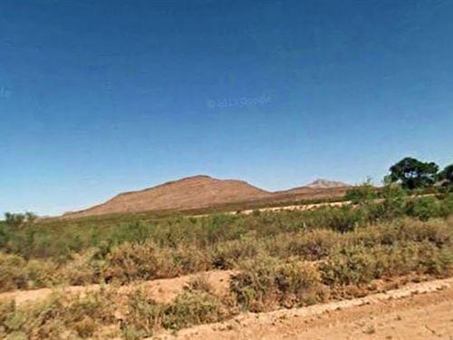 Hudspeth County, Fl $18,000 Neg : Sierra Blanca : Hudspeth County : Texas