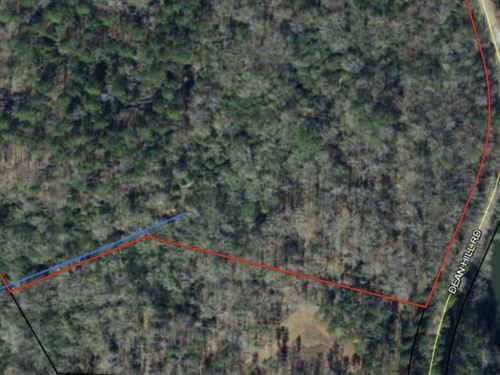 Private 10 Acre Lot In Walton Co : Monroe : Walton County : Georgia
