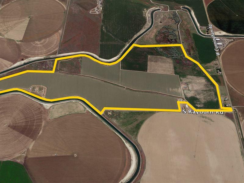 270 Acre Othello Farm : Othello : Adams County : Washington