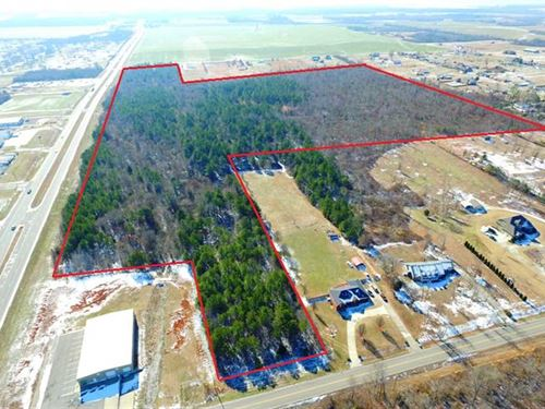 Newly Listed Commercial Developmen : Tanner : Limestone County : Alabama
