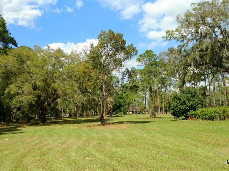 Woodfield Estates, Lot 3 : Ocala : Marion County : Florida