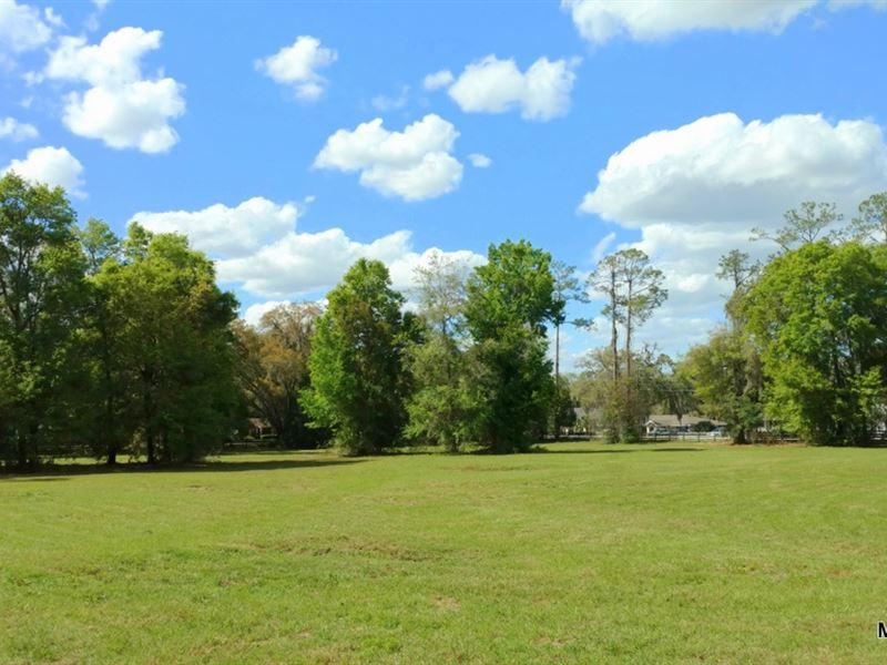Woodfield Estates, Lot 4 : Ocala : Marion County : Florida