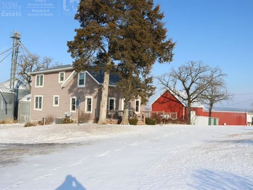 Farm For Sale With Opportunities : Cambridge : Jefferson County : Wisconsin
