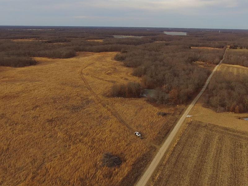 48.41 Acres Truman Lane Ralls Co : Perry : Ralls County : Missouri