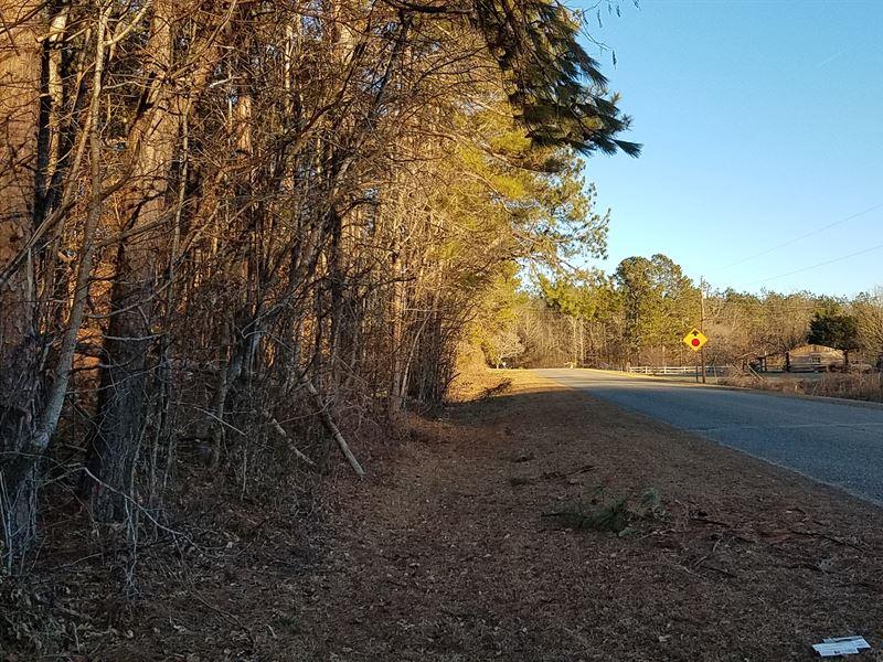 Residential Home Site Near Heflin : Heflin : Cleburne County : Alabama