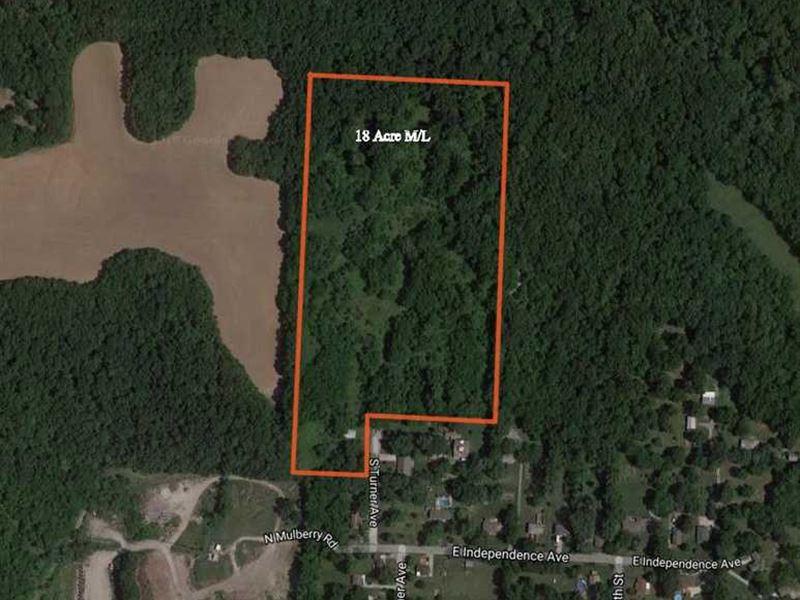 18 Acre Farm : Independence : Jackson County : Missouri