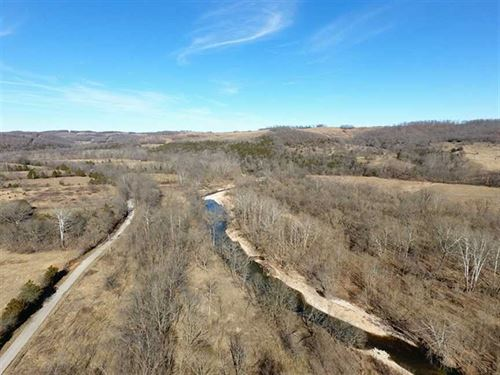 Jenkins Flat Creek : Jenkins : Barry County : Missouri
