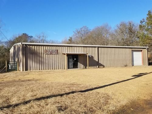 Commercial Building In Brookhaven : Brookhaven : Lincoln County : Mississippi