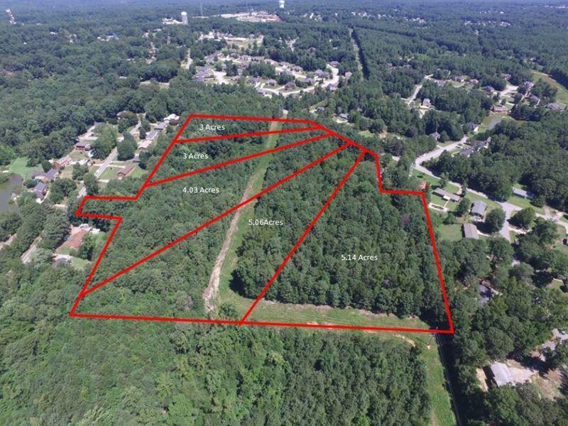Build A Family Estate : Douglasville : Douglas County : Georgia