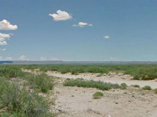 El Paso County, Tx $16,000 Reduced : El Paso : Texas