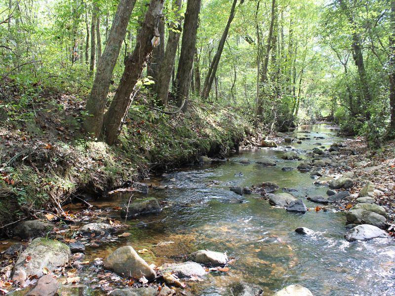 Sold Lucky Lane Tract : Bowdon : Carroll County : Georgia
