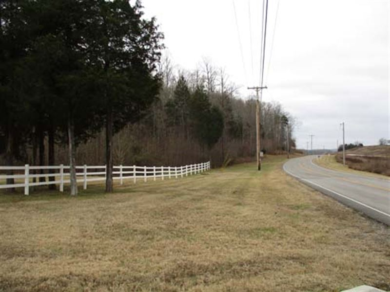 Multi-Seller Auction : Rockwood : Roane County : Tennessee