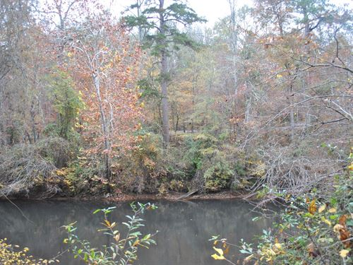 Tallapoosa River Lot 3 : Muscadine : Cleburne County : Alabama