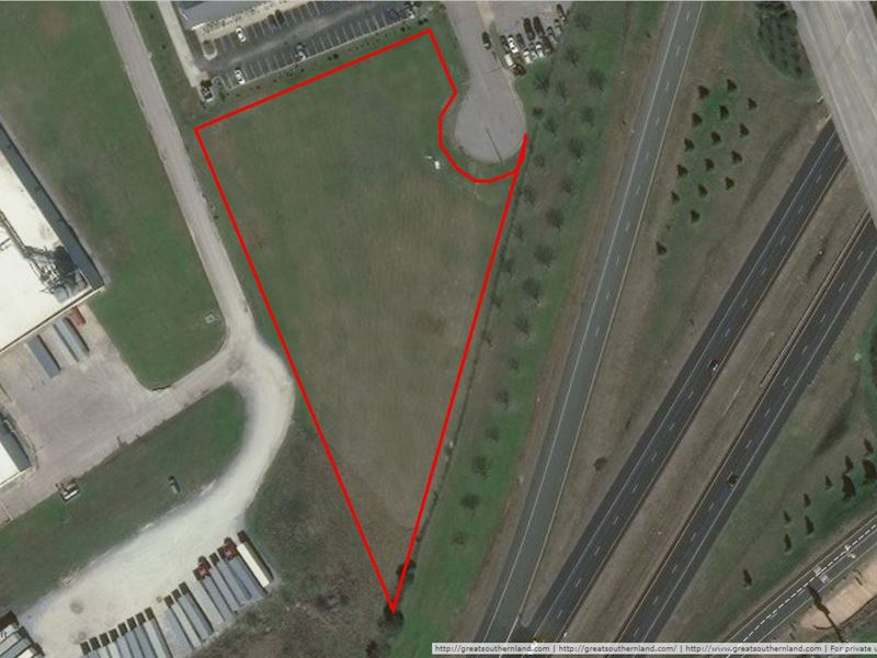 3-016 Hope Hull 2.86 Acre : Hope Hull : Montgomery County : Alabama