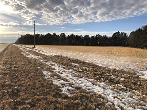 Hwy 11 Commercial Acreage Burwell : Burwell : Garfield County : Nebraska