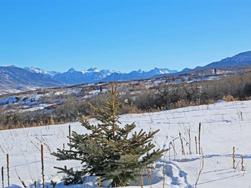 Cimarron Retreat : Cimarron : Montrose County : Colorado