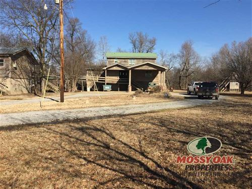 Duck Hunting Lodge in Northeast Ar : Pocahontas : Randolph County : Arkansas