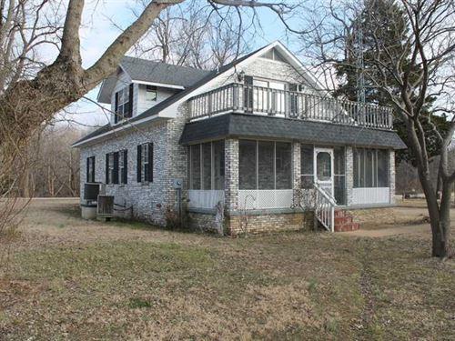 74 Acre Farm For Sale in Butler Co : Poplar Bluff : Butler County : Missouri