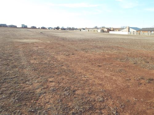 7 Acres With Privacy & Plenty Space : Enid : Garfield County : Oklahoma