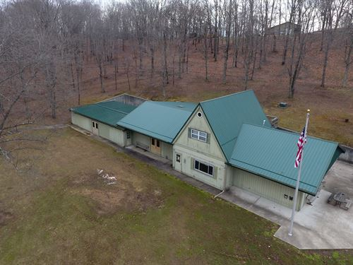 Standpipe Rd - 95 Acres : Jackson : Ohio