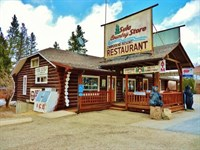 Sula Store, Cabins, Rv Park, Wester : Darby : Ravalli County : Montana