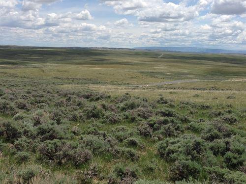 24876 Baileys Dream Road : Casper : Natrona County : Wyoming