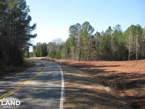 Mt. Carmel Mars Bridge Road East Ho : McCormick : South Carolina