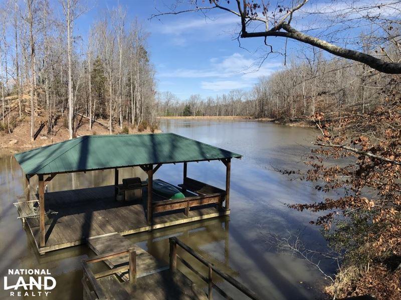 Hacker Creek Farm : Cross Anchor : Spartanburg County : South Carolina