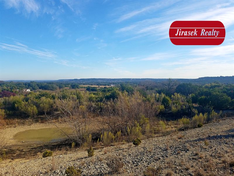 30.9 Acres, Stillman Valley Rd : Florence : Bell County : Texas