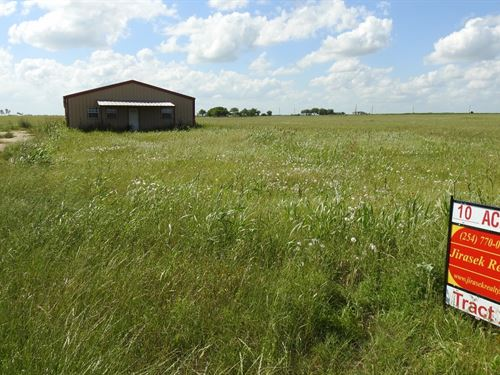 Bottoms Rd, 10.94 Ac, Tract 2 : Temple : Bell County : Texas