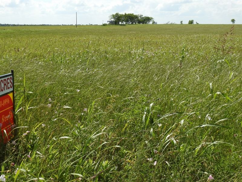 Bottoms Rd, 10.947 Ac, Tract 3 : Temple : Bell County : Texas