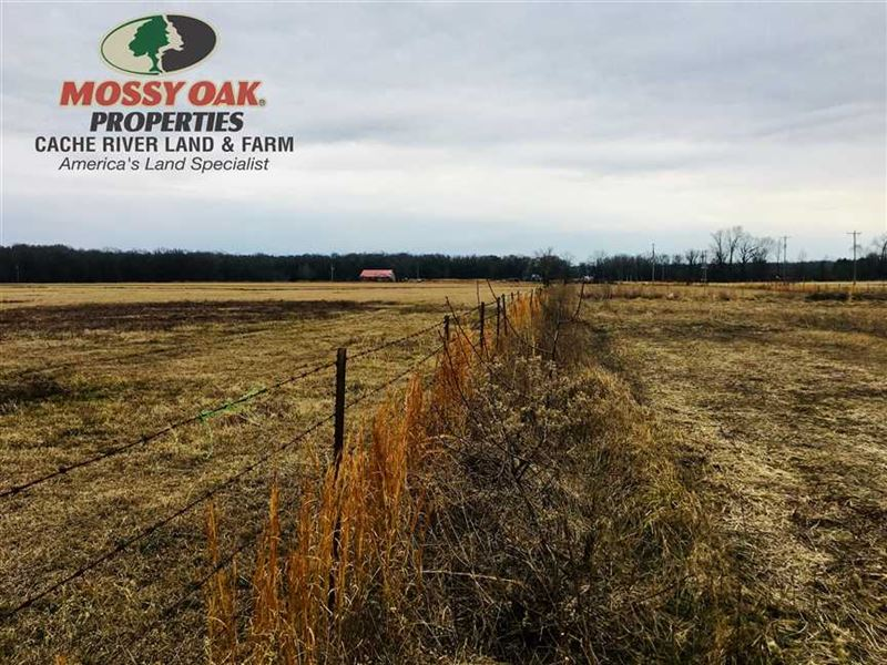 10 Acre Tracts of Cleared And Leve : Beebe : White County : Arkansas