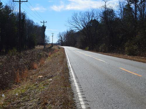 6.07 Acres On Jordan Road, Lyman : Lyman : Spartanburg County : South Carolina