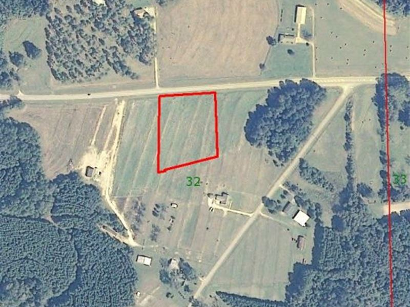 3 Acres Cleared Land In Pike Co : Troy : Pike County : Alabama