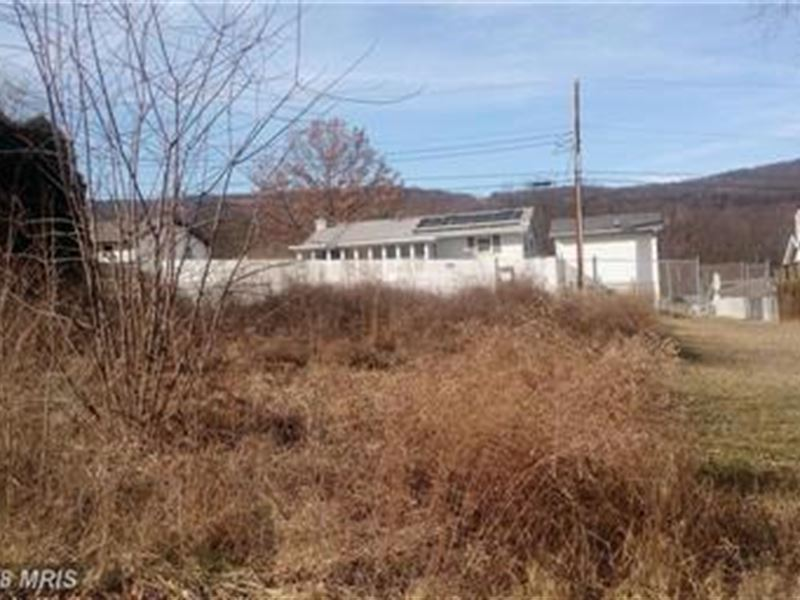 Mobile Home Lot : Ridgeley : Mineral County : West Virginia