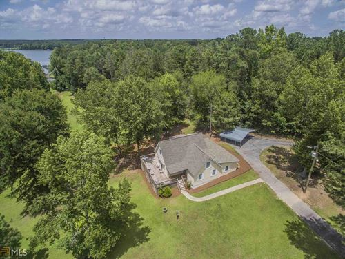 Home W/ Lake Oconee Views All Year : Eatonton : Putnam County : Georgia