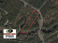 4.25 Acres of Undeveloped Resident : LittlePlymouth : King And Queen County : Virginia