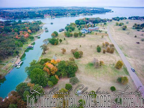 1.05 Acres In Navarro County : Corsicana : Navarro County : Texas