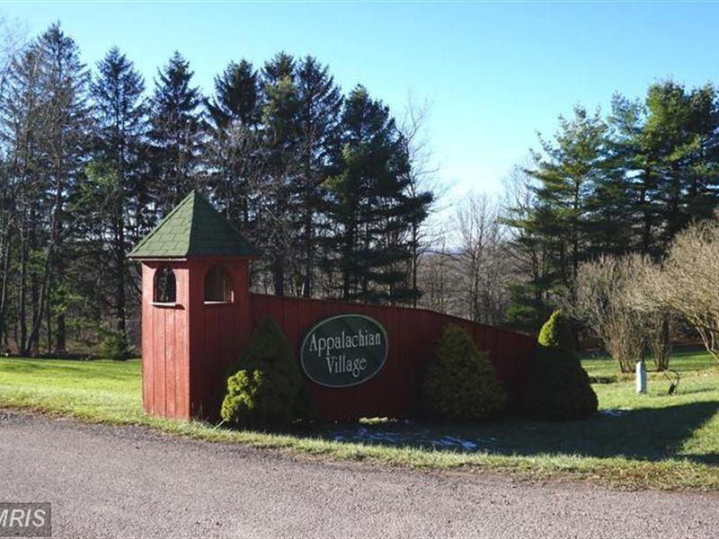 Secluded Location : Grantsville : Garrett County : Maryland