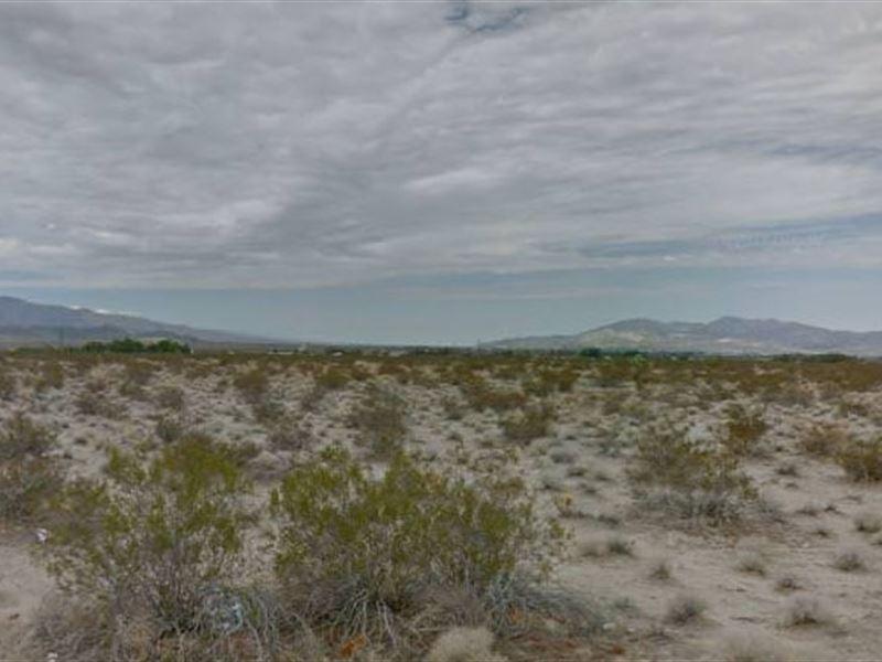 San Bernardino County, Ca $45,000 : Lucerne Valley : San Bernardino County : California