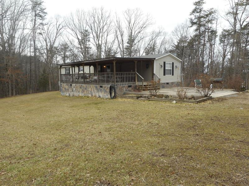 Homesite With 6.34 Acres : Dunlap : Sequatchie County : Tennessee