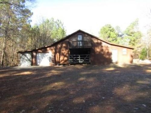 318 Acres With Camp In Tate County : Como : Tate County : Mississippi